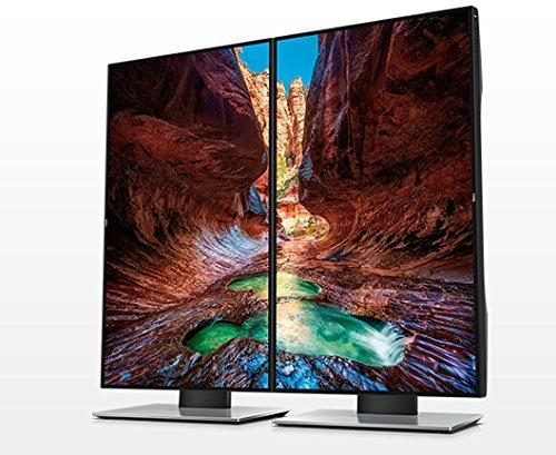Dell U2717D 68,6 cm (27 Zoll) Monitor (2560 x 1440, LED, HDMI, Display Port, 6ms Reaktionszeit) - 2