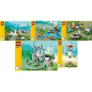 Amazon.co.jp - レゴ  レゴランド パークビルディングキット 40346