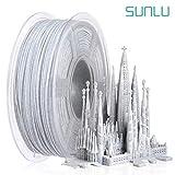SUNLU Marble PLA 3D Printer Filament 1.75mm, PLA Filament for 3D Printers and 3D Pens,1kg per Spool