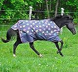 Shires Mini Highlander Turnout Blanket - Lightweight