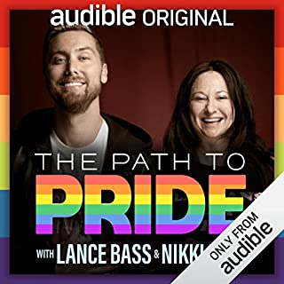 The Path to Pride with Lance Bass and Nikki Levy audiobook cover art