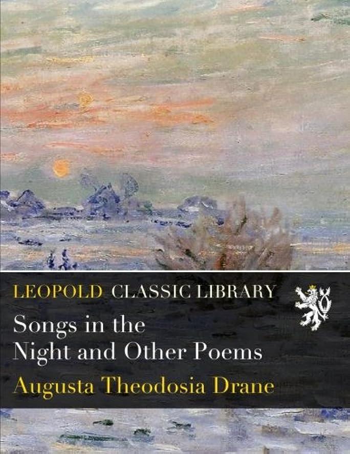 学習者広く神Songs in the Night and Other Poems