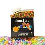 Juncture Wasserperlen,Gel Perlen Bunte 50000 Stücke Wasser Bälle Dekorative Wachs In Wasser Gel...