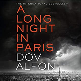 A Long Night in Paris Titelbild