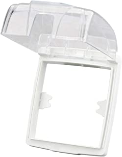Buiten Sockets Waterdichte Wandschakelaar Socket, 86 Type Geschakelde Socket Covers Doos Wandlamp Panel Socket Deurbel Fli...