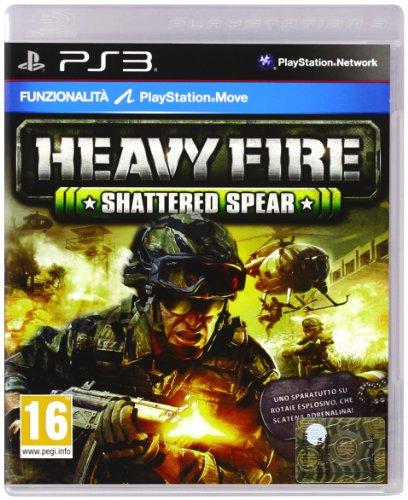 Publisher Minori Sw PS3 ECD519110 Heavy Fire:Shattered Spear