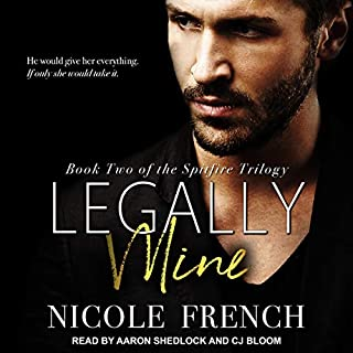 Legally Mine audiobook cover art