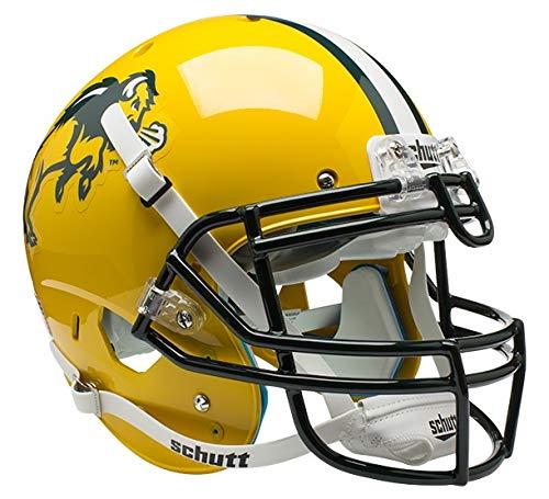 Schutt NCAA North Dakota State Bison On-Field Authentic XP Fußballhelm, klassisch