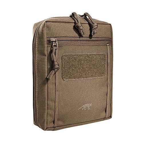 Tasmanian Tiger TT TAC Pouch 6.1 Bolsillo Adicional para Mochilas Compatible con Sistema Molle para EDC, Herramientas o pequeños botiquines, 20 x 15 x 6 cm, Coyote Brown