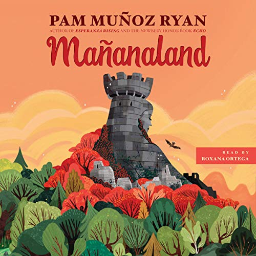 Mañanaland audiobook cover art