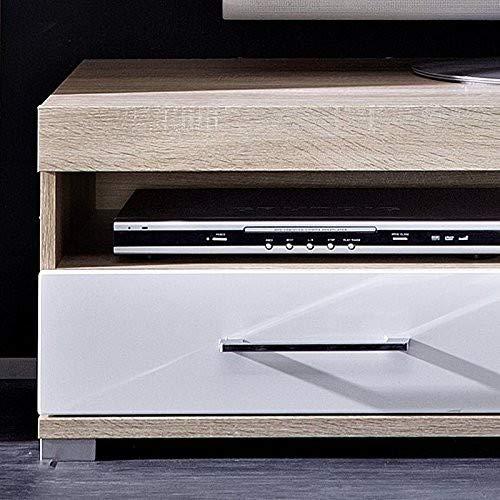 Peter DSHW561030 TV-Element Schrank Unterteil Kommode fernseherstand, Holz, braun, 48.0 x 120.0 x 38.0 cm - 2