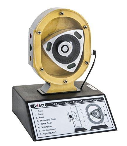 eisco Labs Wankel Rotary Motor Modell