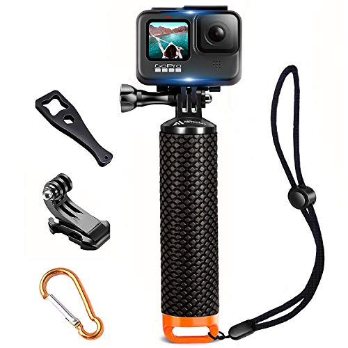 Waterproof Floating Hand Grip Compatible with GoPro Hero 9 8...