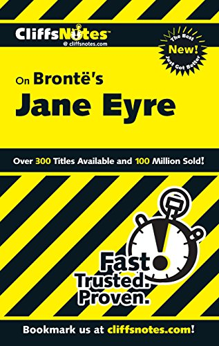 Download CliffsNotes on Brontë's Jane Eyre (English Edition) B00BS03SUA