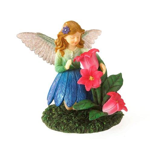 Enesco Boyds Resin from Hummingbird Fairy Figurine 3 in