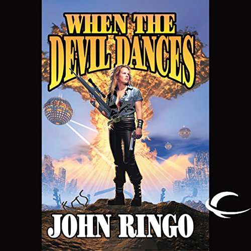 When the Devil Dances audiobook cover art