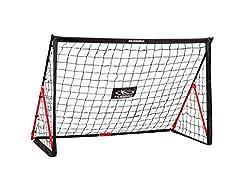 HUDORA Football Foldable Fold Up 180 - Soccer Goal Pop Up - 76911