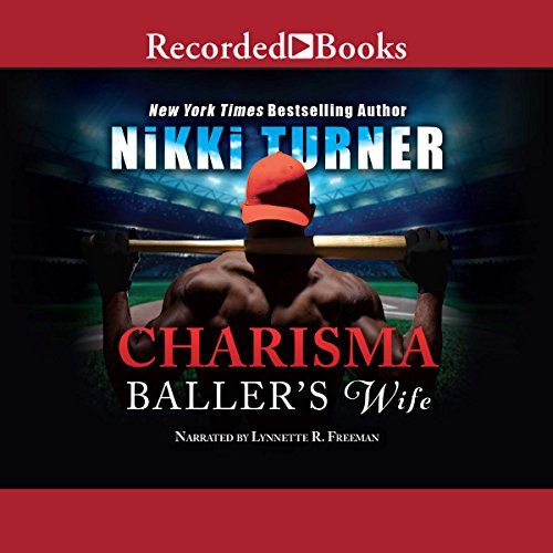 Charisma audiobook cover art