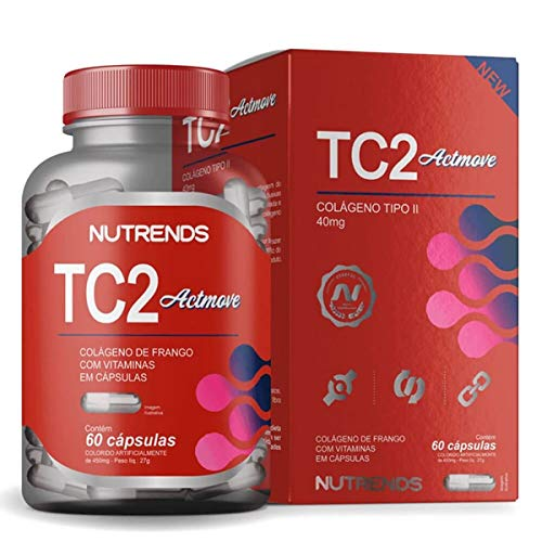 TC2 Actmove 60 cápsulas, Nutrends
