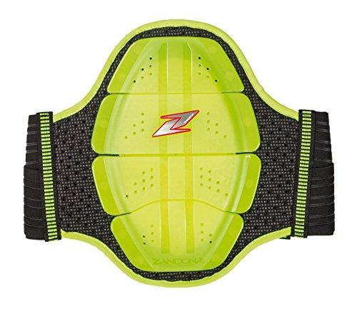 Zandonà Shield Evo X3 Protection Dorsale, Jaune Fluo, S