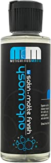 Chemical Guys CWS_995_04 Clear Meticulous Matte Auto Wash for Satin Finish, 4. Fluid_Ounces