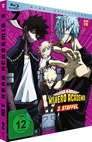 My Hero Academia - Staffel 3 - Vol.2 - [Blu-ray]