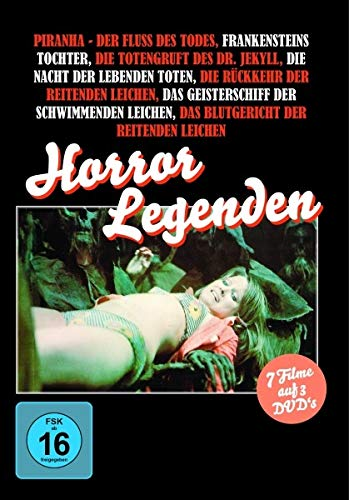 Horror Legenden [3 DVDs]