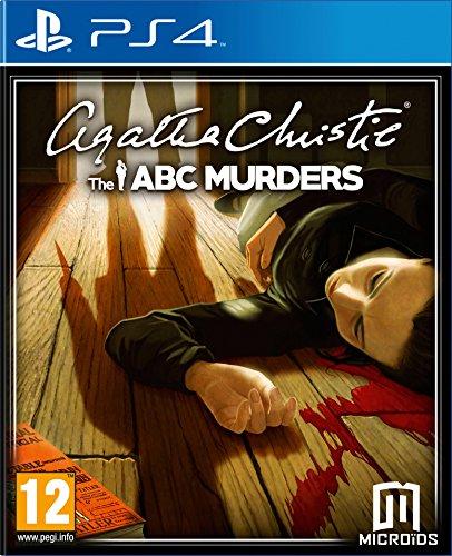 Agatha Christie ABC Murders - PlayStation 4 [Edizione: Regno Unito]