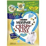 モンプチ クリスピーキッス 贅沢おさかな味 180g(3g×60袋) 猫用おやつ
