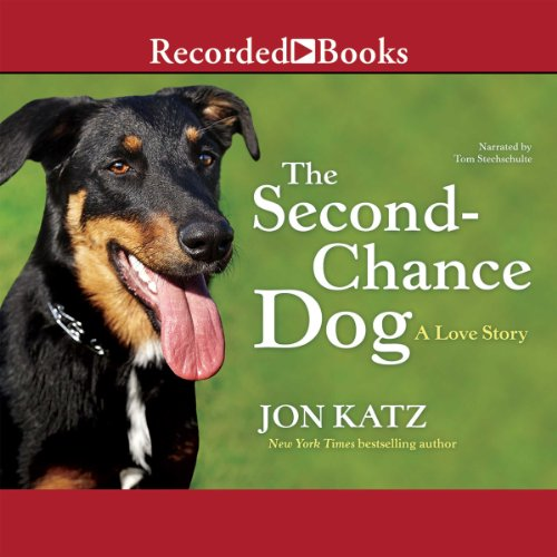 The Second Chance Dog audiobook cover art