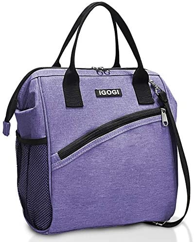 Lunch Bag with Leak Proof Material Insulated Lunch Box for women men Tote Cooler Bag for Work product image