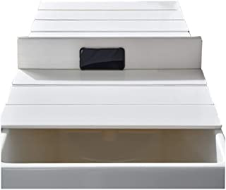 バスタブボードバスタブカバー防塵折りたたみダストボードバスタブ絶縁カバーPVCバスルームトレイ(サイズ:125800.6cm)