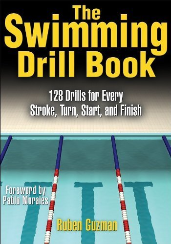 The Swimming Drill Book (The Drill Book Series) by Ruben J. Guzman (2007-01-01)