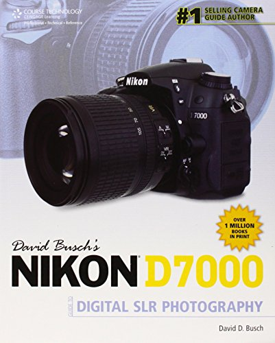 David Busch's Nikon D7000 Guide to Digital SLR Photography (David Busch's Digital Photography Guides)