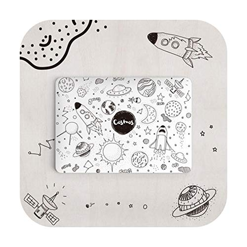 Laptop Three Side Sticker For Macbook Pro Air 11 13 15 17 Retina air Skin Cover Protector Sticker-ACD three sides-Air13 A1369 A1466