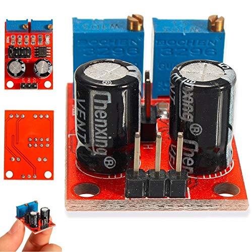 MING-MCZ Duradero NE555 frecuencia de impulsos Ciclo Ajustable Plaza Onda del módulo generador de señal de 10Pcs Fácil de Montar