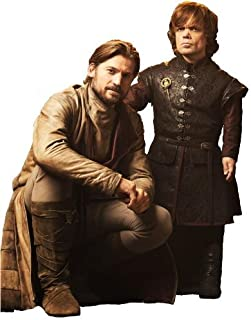 GAME OF THRONES JAIME TYRION LANNISTER PETER DINKLAGE LIFESIZE STANDUP CUTOUT POSTER