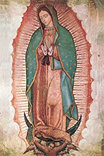 LADY GUADALUPE POSTER Virgen Guadalupe RARE HOT NEW 24x36