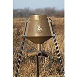 Boss Buck Gravity Feeder, Brown, 350-Pound
