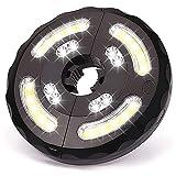 Luces de Paraguas del Patio, Luces LED Recargables 3 Modos de iluminación inalámbricos, Paraguas de Paraguas para Paraguas de Patio, Tiendas de campaña o Uso al Aire Libre,Warm Light