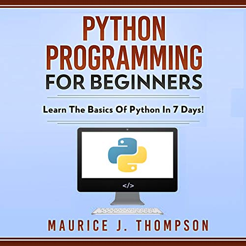 Python Programming for Beginners  By  cover art