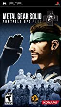 Metal Gear Solid Portable Ops Plus / Game