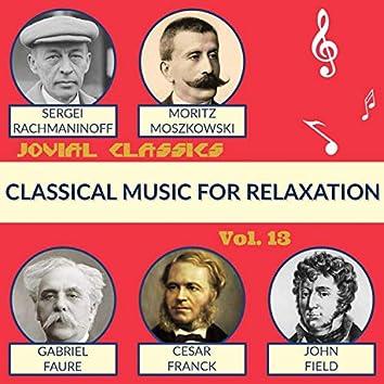 Jovial Classics, Vol. 13: Debussy, Schubert & Beethoven