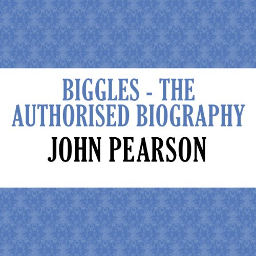 Biggles audiobook cover art