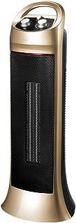 FEI Calefactor Calentador casero 2000W - Oscilación automática y 3 configuraciones de calefacción Corte de Seguridad de inclinación