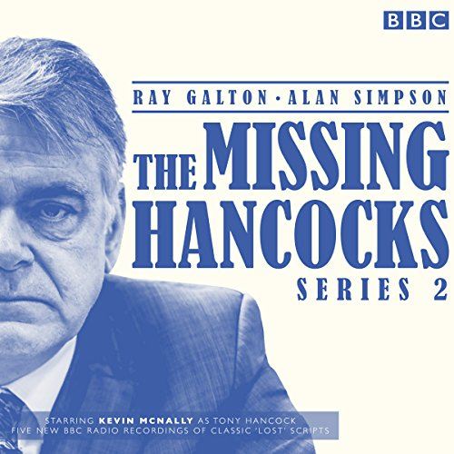 The Missing Hancocks Series 2 audiobook cover art