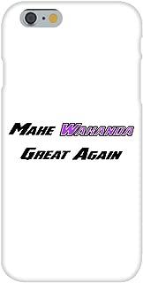 iPhone 7 Plus Case - Make Wakanda Great Again Funny Parody