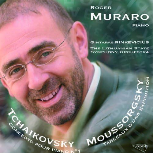 ロジェ・ムラーロ, Lithuanian State Symphony Orchestra & Gintaras Rinkevicius