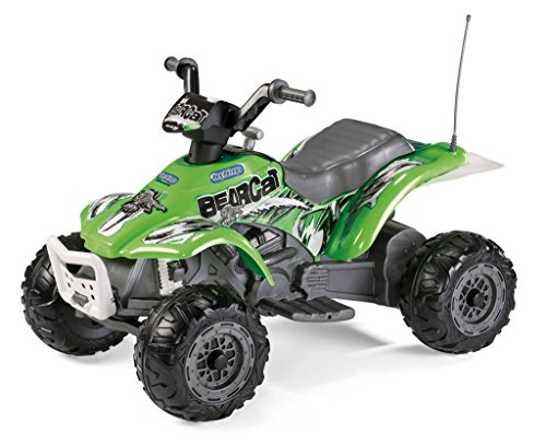 Peg Perego Quad Off-Road Corral Bearcat, Verde