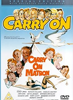Carry On Matron - Special Edition